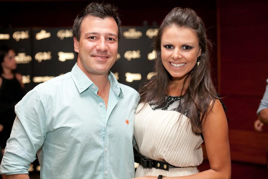 José Luis Motta e Liza Block