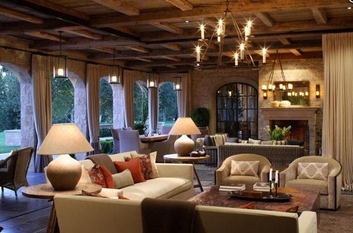Imagem da mansão de Gisele Bündchen e Tom Brady em Brentwood, na Califórnia