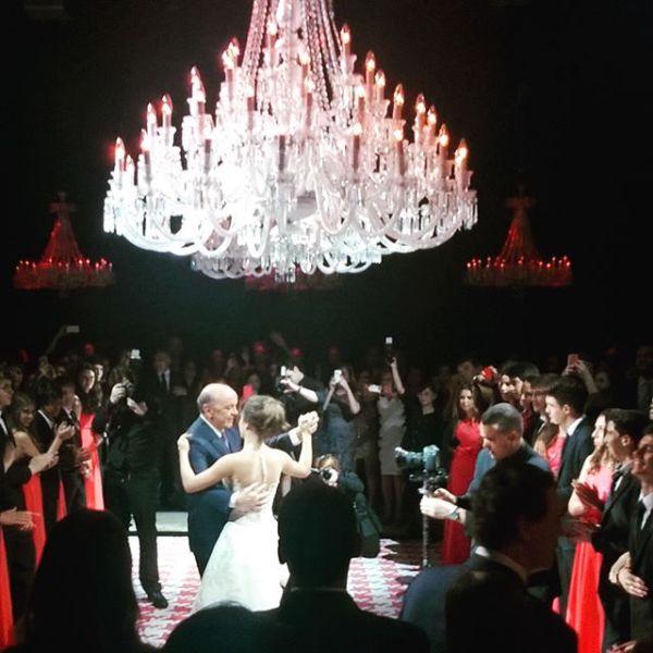 Festa de 15 anos de Maria Fernanda Capez