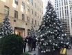 O clima de Natal já toma conta de Nova York