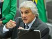 O senador petista Delcídio Amaral, líder do governo, foi preso nesta quarta-feira em Brasília