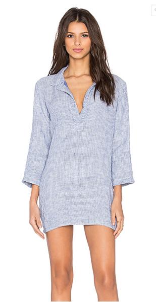 Vestido túnica Kendall + Kylie à venda por R$ 443