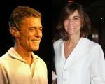 Chico Buarque e Mônica Torres