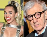 Miley Cyrus é a mais nova queridinha de Woody Allen