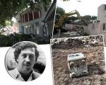 A casa de Pablo Escobar e o cofre secreto