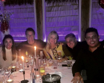Duda e Lica Melzer, Angélica e Huck e Ronaldo