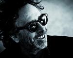 O cineasta Tim Burton