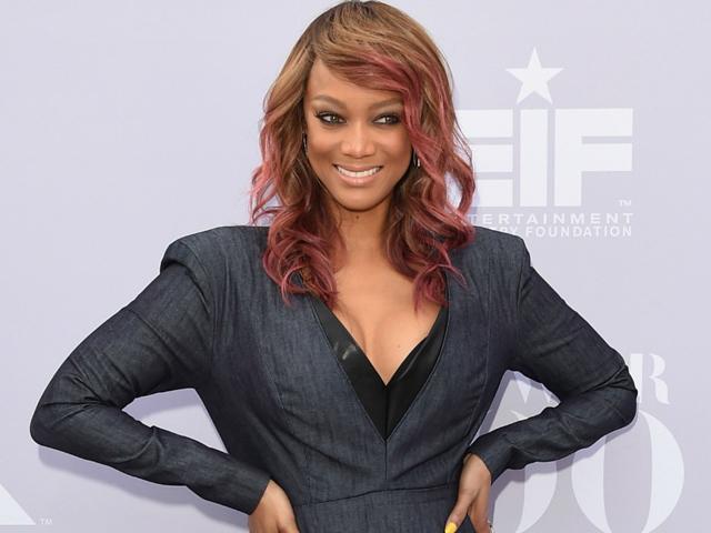 Tyra Banks já é mãe fruto de uma barriga de aluguer