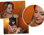 Maquiadora da Posh Club entrega dois makes para brilhar no carnaval.