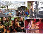 Os destaques do domingo de Carnaval pelo Brasil