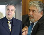 Covas Neto (esq) diz que PSDB só apura denúncia de Adolfo Quintas (dir) se houver fato concreto
