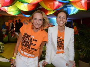 Lenny Niemeyer e Andrea Dellal