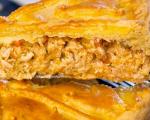 A famosa torta da Maria no Food Hall do Cidade Jardim | Créditos: Divulgação
