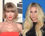 Taylor Swift e Kesha: amigo é para as horas difíceis