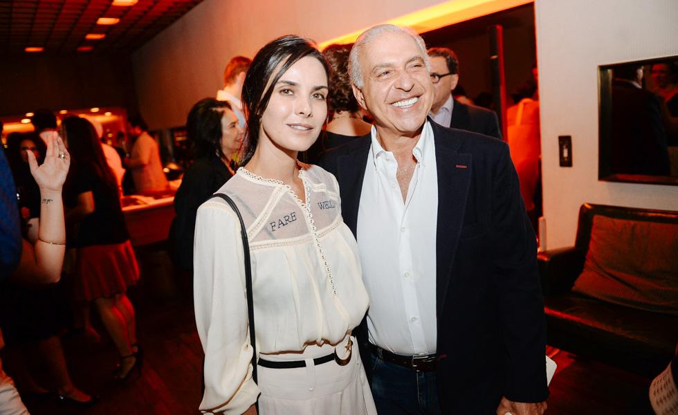 Cris Barros e Toninho Abdalla