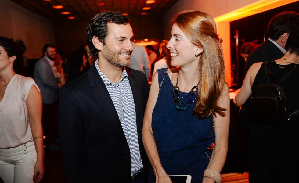 Fabiano Al Makul e Mariana Auriemo