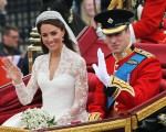 O casamento de Kate Middleton e William, em 2011
