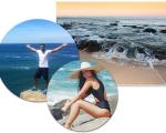 Cauã e Mariana: clima de lua de mel na África do Sul