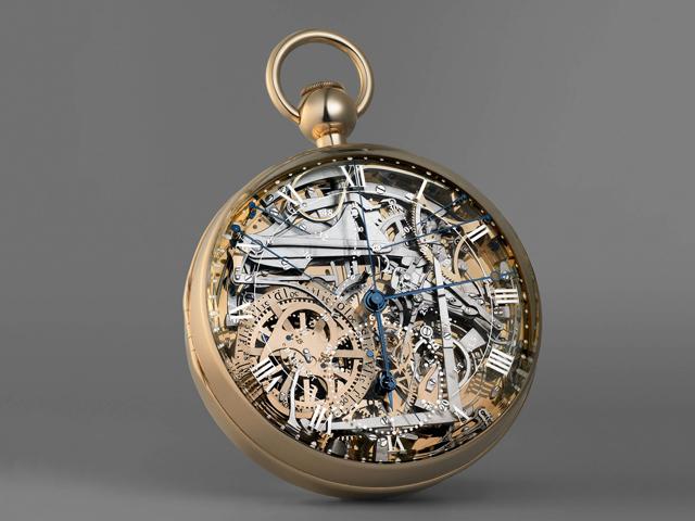 Breguet Grande Complication Marie-Antoinette / US$ 30 milhõesBreguet Grande Complication Marie-Antoinette