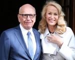 Rupert Murdoch terá um novo endereço para viver ao lado de Jerry Hall