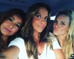 Sabrina Sato, Ivete Sangalo e Carol Dieckmann prontas para curtir Beyoncé em Miami