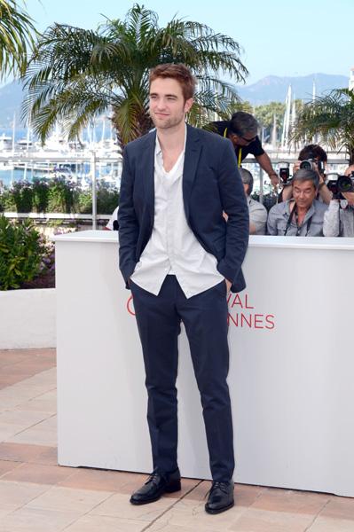 Durante o 65º Festival de Cannes, em maio de 2012 na França
