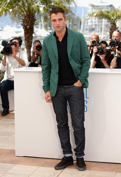 Durante o 67º Festival de Cannes em 2014, na França