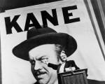Orson Welles em cena uma das clássicas cenas de