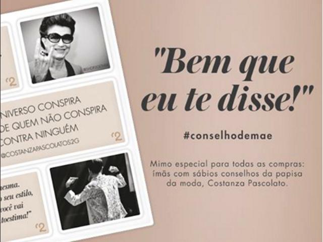 No Shop2gether Presente De Dia Das Mães Vem Com Frases De
