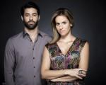 Felipe Scarpa e Anna Beatriz Manrubia