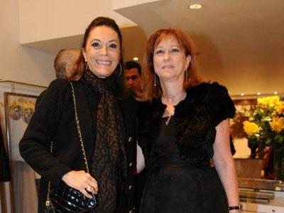 Beth Szafir e Roberta Vairolatti