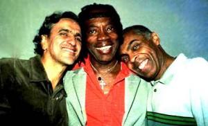 Caetano, Milton e Gil comemoram 70 anos, e as homenagens não param