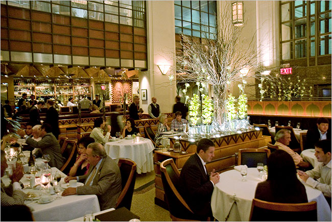 Italian Restaurant Duke Of York Square