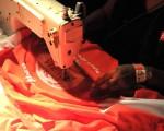 Customização de camisas para a mulherada do camarote Brahma Country