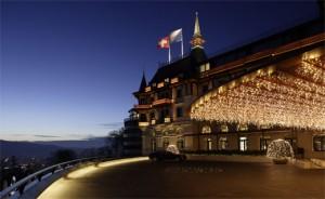 Hotel Dolder Grand, em Zurique, recebe o Festival de Literatura da Suíça