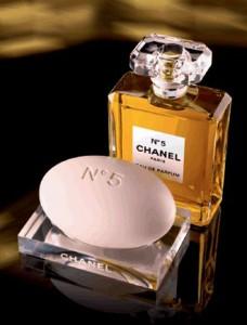 Chanel lança sabonete com fragrância de seu icônico perfume