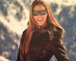 Maythe Birman curte dias de descanso e esqui em Courchevel