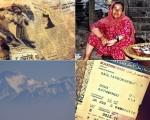 Os clique de Bruno Gagliasso pelo Nepal: paraíso para o ator
