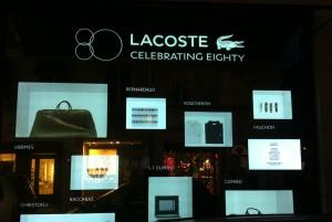 Marcas de luxo fazem homenagem aos 80 anos da Lacoste. Confira!