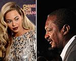Beyoncé ganhou uma madrasta. É que Mathew Knowles se casou no Texas