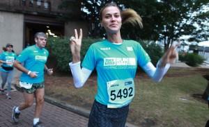 Confira quem levantou cedo neste domingo para a corrida Track&Field Run Series do Shopping Cidade Jardim