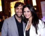 Rodrigo Rosset e Adriana Lotaif