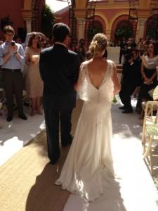 Sevilha, na Espanha, é palco de casamento entre glamurettes