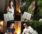 Patricia Mattos, Cris Lafratta, Renata Tófano e Tatá Cury foram algumas das presenteadas com os kits da Joy Paper