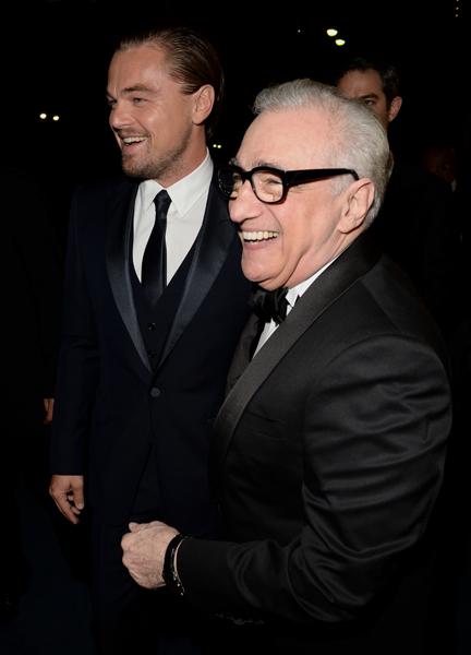 Noite de homenagem a Martin Scorsese tem red carpet estrelado em L.A.