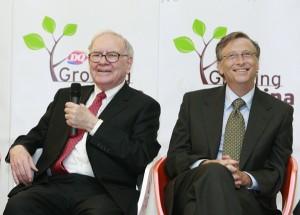 Warren Buffett bate Bill Gates na lista dos que mais lucraram em 2013