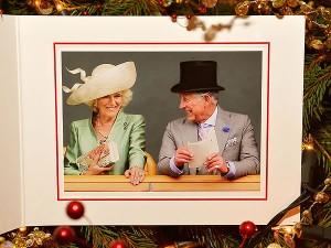 Jogo dos sete erros no cartão de Natal do príncipe Charles. Descubra!