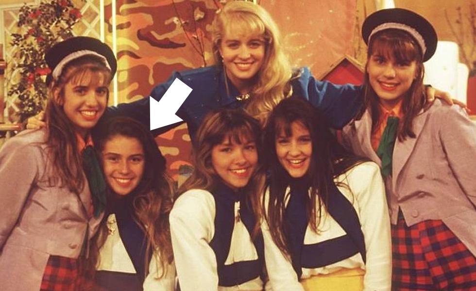 """Giovanna Antonelli estreou na TV no """"Clube da Criança"""", programa da Angélica, de 1991 a 1993"""