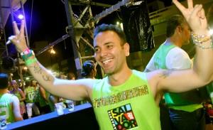 """Matheus Mazzafera: """"Trio de Daniela Mercury diminui preconceito ao homossexual"""""""