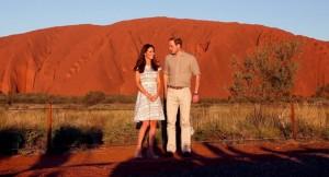 William e Kate revivem momento de Diana e Charles na Austrália. Vem ver!